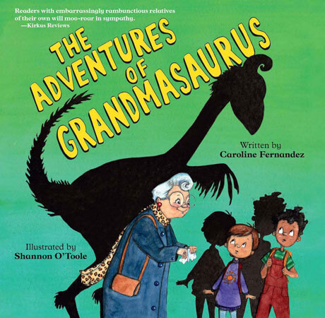 The Adventures of Grandmasaurus