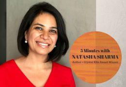 Five Minutes With Indian Children's Book Author Natasha Sharma