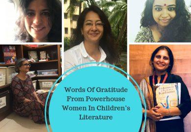 Words Of Gratitude From Powerhouse Women In Children's Literature