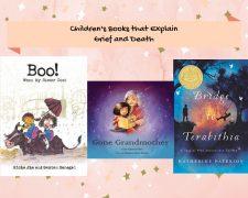 Book list: Children's Books That Address Grief and Death