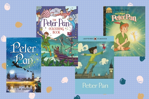 English Classic Books Peter pan
