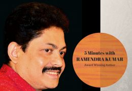 Five Minutes With Indian Children's Book Author Ramendra Kumar