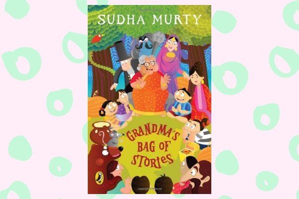 Sudha Murty grandmas bag of stories