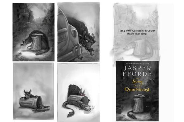CG Salamander interview Jasper fforde
