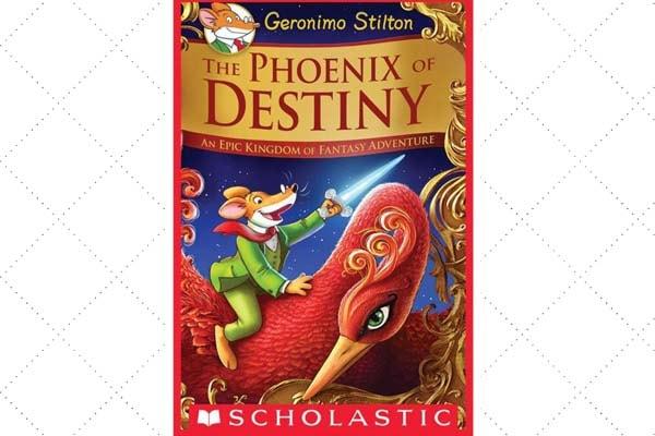 Geronimo Stilton Phoenix of Destiny