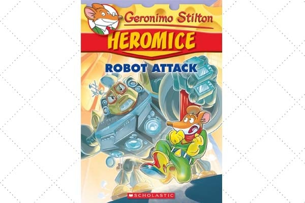 Geronimo Stilton Heromice: Robot Attack