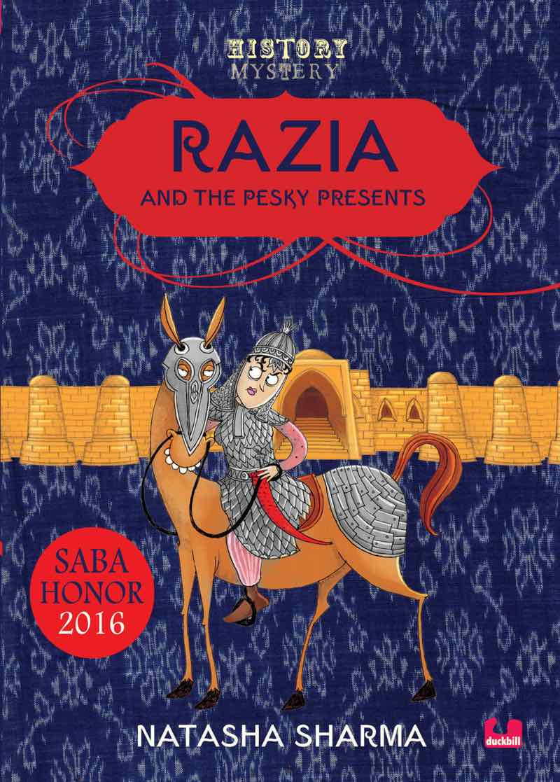Razia best reading books
