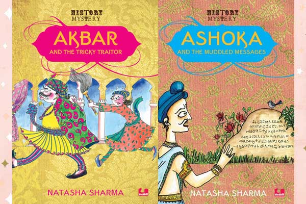 akbar ashoka natasha sharma