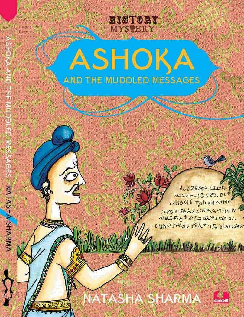 ashoka rick riordan book series list