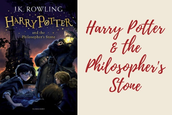 first harry potter book - harry potter and the philosopher's stone book