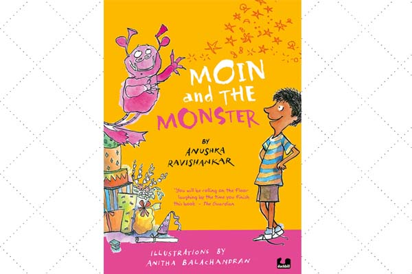 Moin and The Monster Series