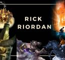 The Rick Riordan Book List : Mythology, Magic & Teenage Protagonists