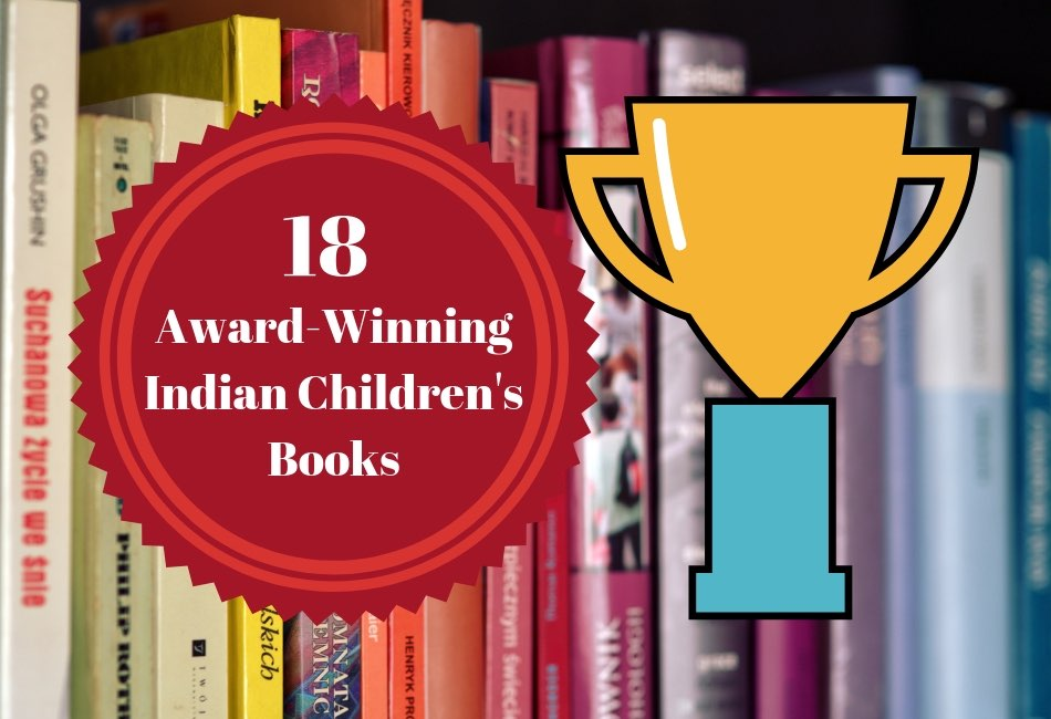 18 Award Winning Books by Indian Authors Available on GetLitt!