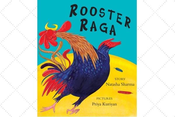 Award winning books rooster raga natasha sharma
