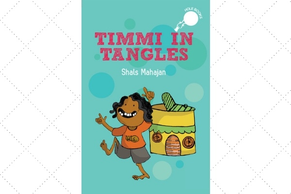 Award winning books timmi in tangles shals mahajan