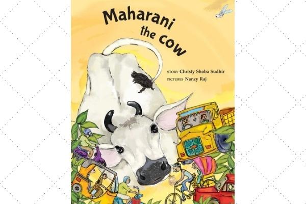 Award winning booksMaharani the cow christy shoba sudhir
