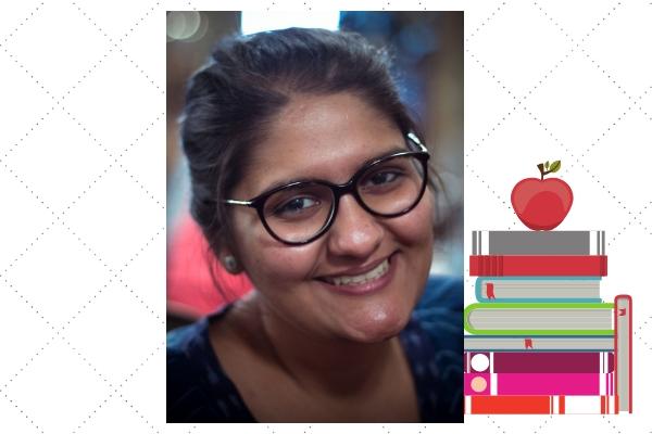 book lovers Tanvi bhatt llustrator valentines day book lovers