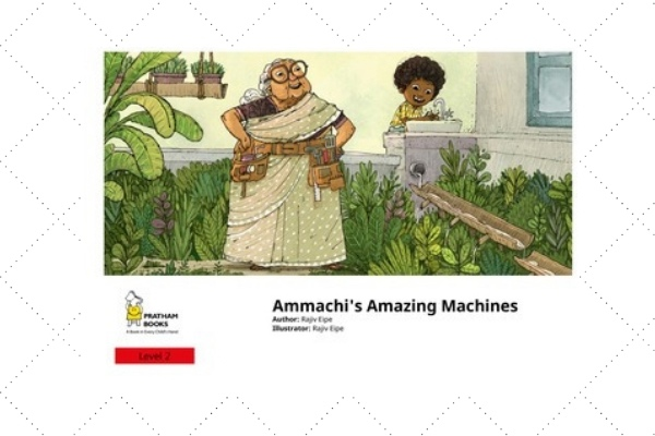 award winning books for teens ammachis amazing machines