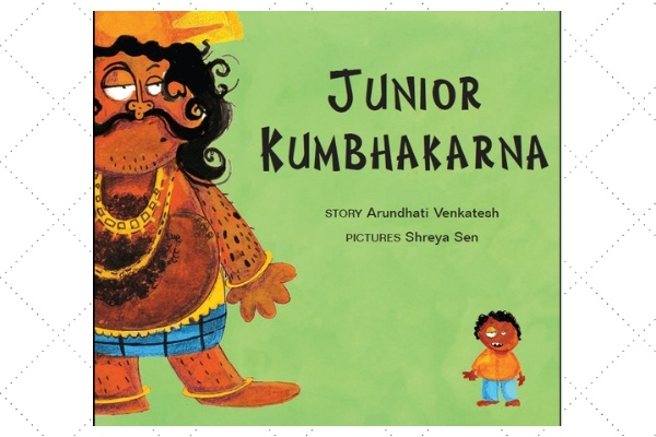 award winning nonfiction books 2017 Junior Kumbhakarna