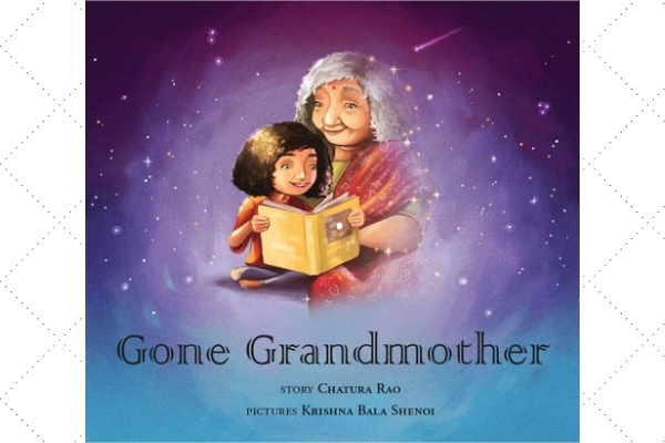 famous award winning books GOne Grandmother chatura rao