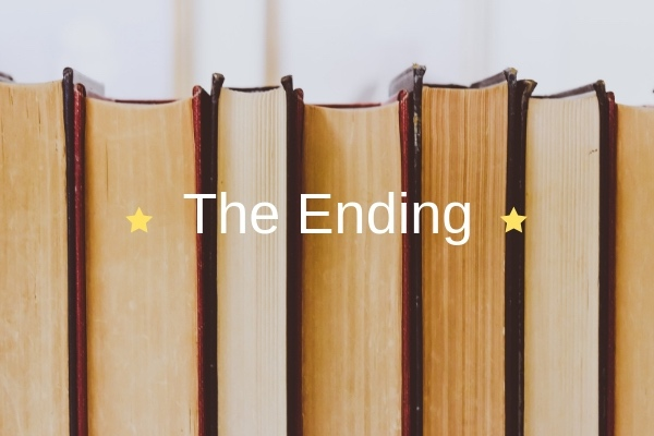 how to write a good ending to a story