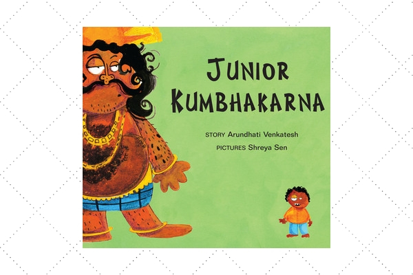 picture books book list Junior kumbhakarna