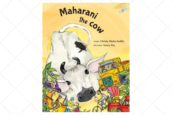 picture books book list Maharani the cow