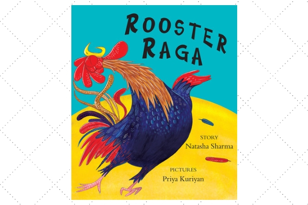 picture books book list Rooster Raga