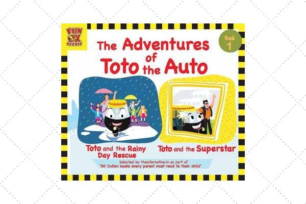 picture books book list Toto the auto