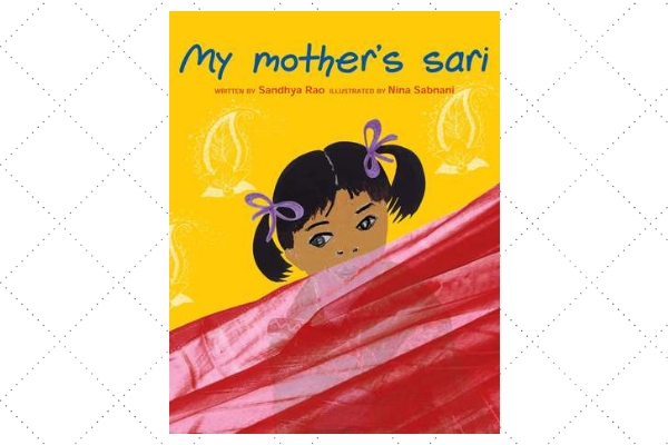 picture books my mother's sari book list