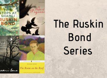 Ruskin Bond Books List