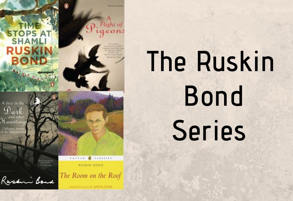 Ruskin Bond Books List