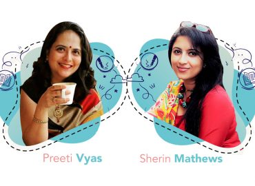 Storytelling Tips & Session With Preeti Vyas and Sherin Mathews