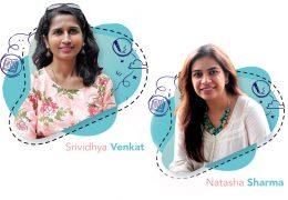 Storytelling Session with Srividhya Venkat And Natasha Sharma!