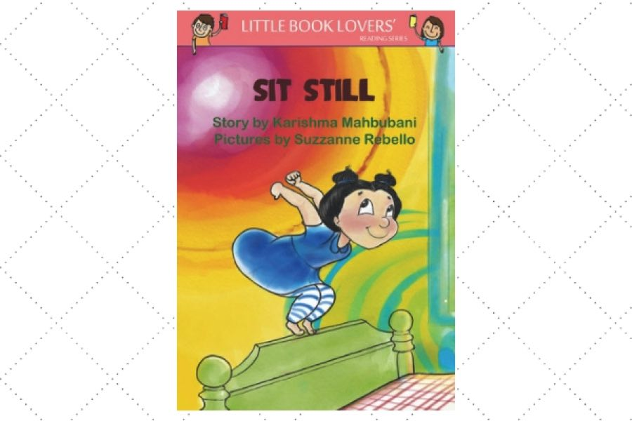 Sit Still by author Karishma Mahbubani