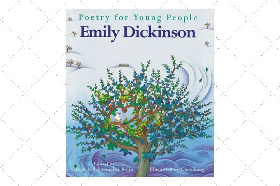 best poetry books for kids Emily Dickinson
