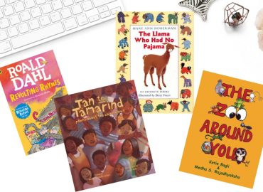 17 Poetry Books for Kids