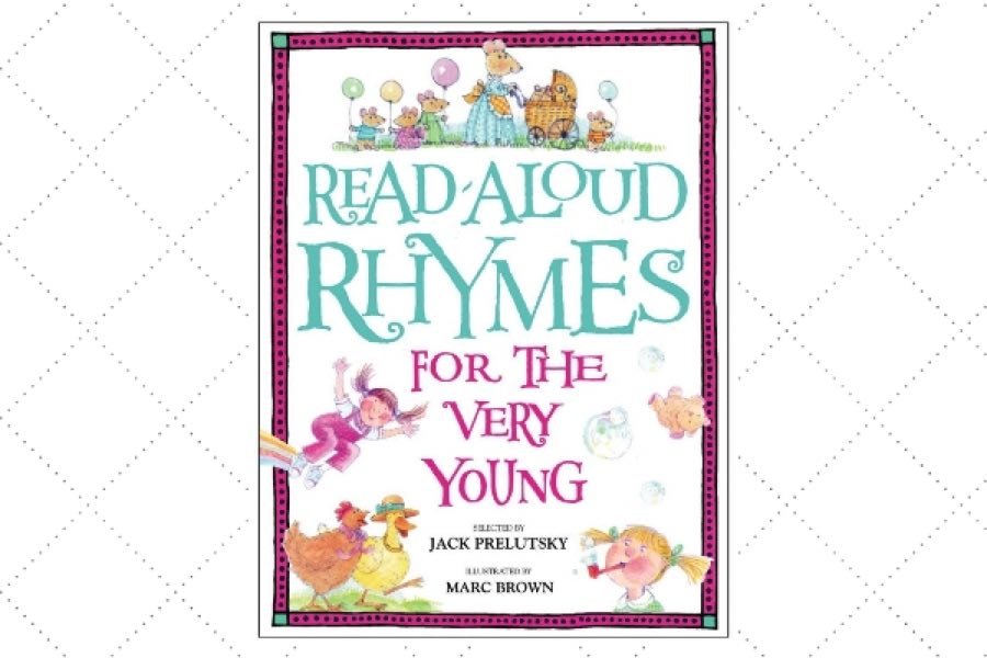 popular children's poetry books Read Aloud Rhymes For the Very Young by author Jack Prelutsky