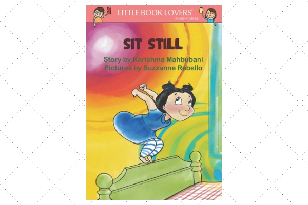 Sit Still Book