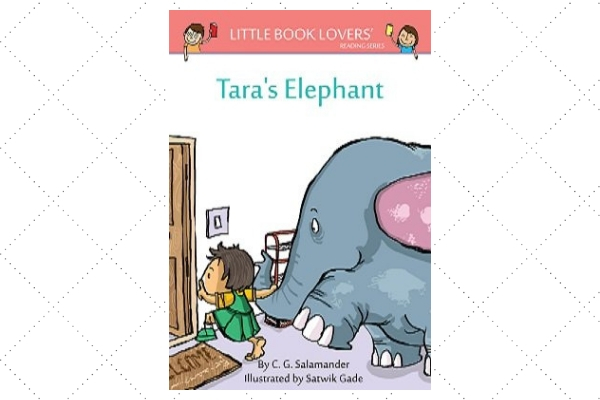 Tara's Elephant by author CG Salamander