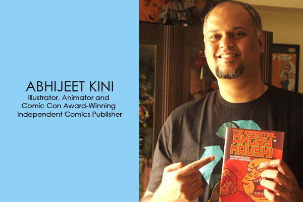ABHIJEET KINI - what is comic con international