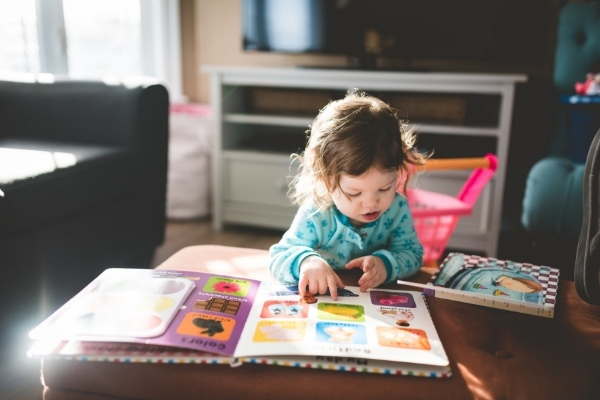 Encourage Children To Read effects of reading on child development