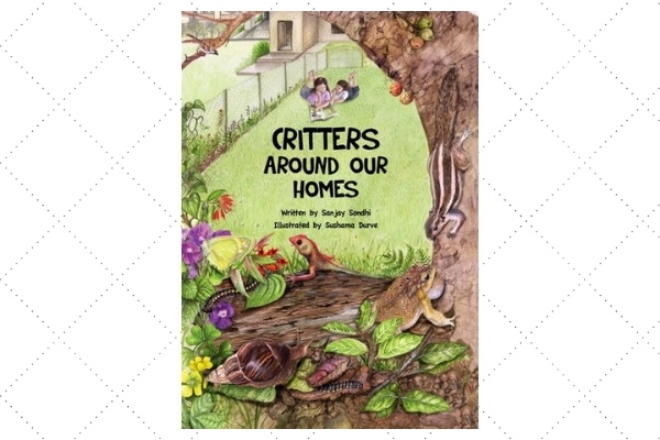 critters around our homes earth day books for toddlers