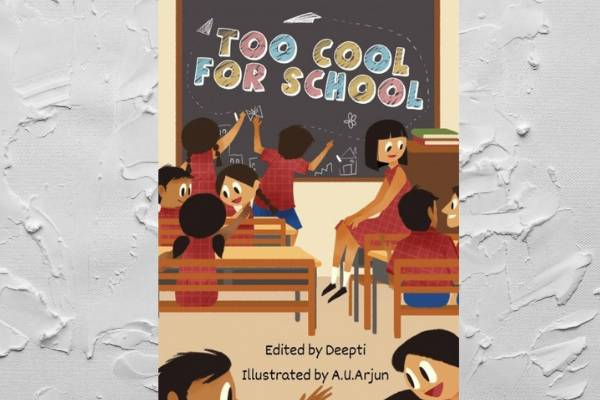 Books about school in english