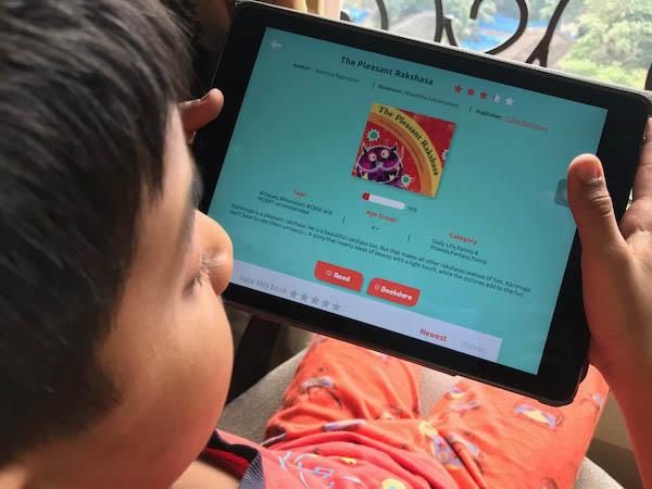 getlitt app tinkle online reading digest