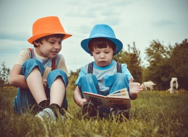 How does Reading Help a Child's Social Development