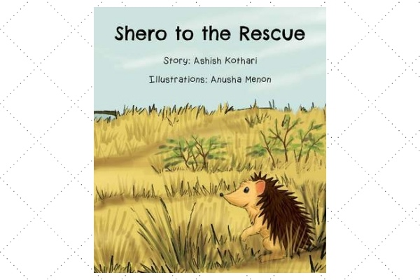 shero to the rescue earth day books online