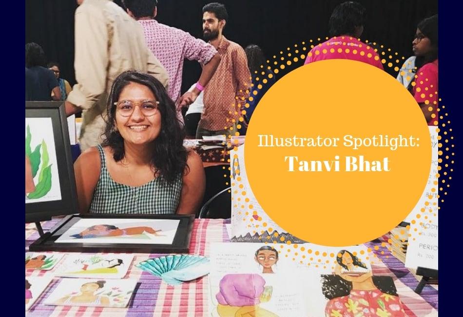 Children's Book Illustrator Spotlight – Tanvi Bhat