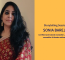 Storytelling with Certified Storyteller Sonia Bareja