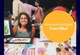 Children's Book Illustrator Spotlight – Tanvi Bhat